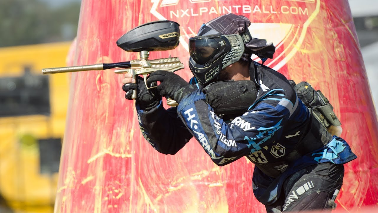 Tips Jitu Bermain Paint Ball Biar Menang