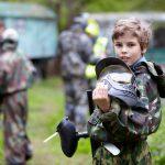 Mengenal Arena Tembak Paint Ball Untuk Anak-Anak
